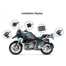 Видеорегистратор для мотоциклов VIOFO MT1