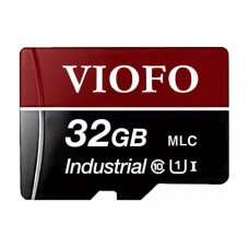 Карта памяти VIOFO Professional High Endurance microSDHC MLC UHS-1 на 32GB