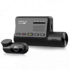 A139 2CH с GPS, WIFI и двумя камерами