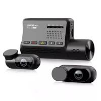 A139 3CH с GPS, WIFI и тремя камерами