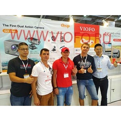WWW.VIOFO.RU на выставке Global Sources Electronics 2019
