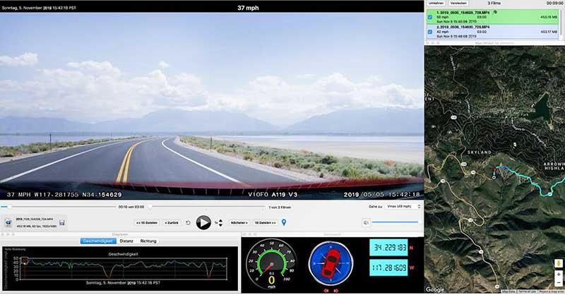 GPS A119 V3