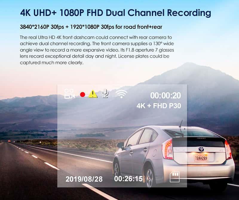 UHD 4K в A129 PRO