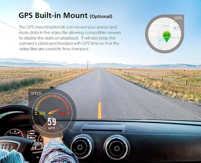 GPS в A129 PRO DUO