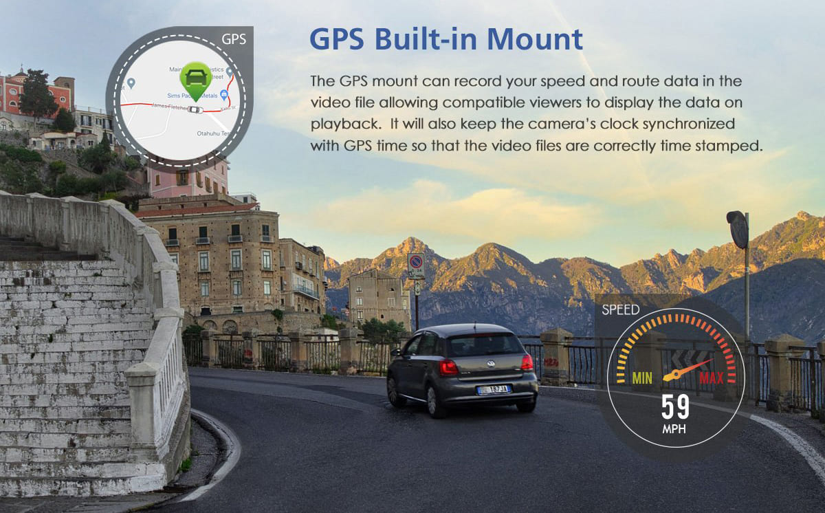 GPS в VIOFO A139 3CH